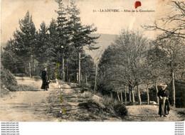 D07  LA LOUVESC  Allée De La Consolation   ..... - La Louvesc