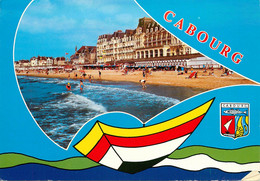 CPSM Cabourg-Multivues    L367 - Cabourg