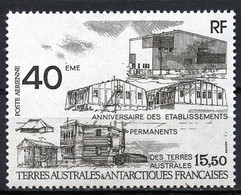 TAAF, FSAT, French Southern Antarctic Territories, 1989, Permanent Exploration Station, MNH, Michel 251 - Non Classificati