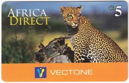 AUSTRIA H-055 Prepaid Vectone - Animal, Cat, Cheetah - Used - Austria
