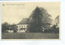 Sars La Bruyère Château De La Roche ( TRES RARE !!! ) - Frameries