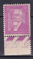 1933 - YVERT N° 292 ** MNH  - COTE = 90 EUR. - DOUMER - Unused Stamps
