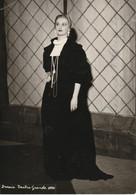 SPETTACOLO MUSICA CANTANTI FRANCA DI ANGELO TEATRO GRANDE BRESCIA 1956 AUTOGRAF. - Artiesten