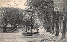 Bernay (27) - Boulevard Dubus - Bernay
