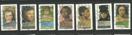 FRANCE  2012  Adhésifs /  LOT  11  - 7  Timbres  Oblitéré Tous Différents - Adhesive Stamps
