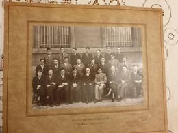 PHOTO-ORIGINALE-  54-  NANCY- LYCEE  HENRI POINCARE 1937- 1938 - DIM 32X27 CM - Zonder Classificatie