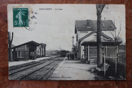 DONCHERY (08) - LA GARE - Other Municipalities