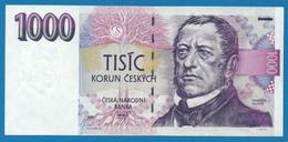 CZECHIA 1000 Korun Českých 1993 # B13 702369 P# 8 František Palacky ČESKÁ REPUBLIKA - Czech Republic