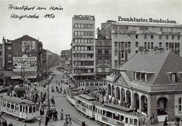 Germany / Frankfurt -  Karte Ungebraucht / Card Mint # REPRO (K1654) - Tramways