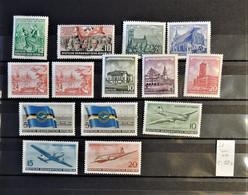 03 - 21 / DDR - Lot Tous En ** - MNH - Tous Beau -  Cote : 50 Euros - Unused Stamps