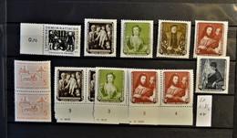 03 - 21 / DDR - Lot Tous En ** - MNH - Tous Beau -  Cote : 15 Euros - Unused Stamps