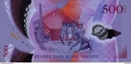VANUATU P. 18 500 V 2017 UNC - Vanuatu