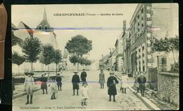 CHAMPCEVRAIS                  ( Reflet Du Au Film Anti Copie ) - Altri Comuni