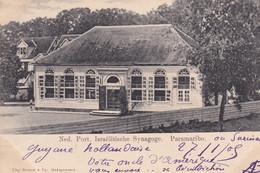 Guyanne Hollandaise Suriname Ned. Port. Israelitische Synagoge Paramaribo - Otros