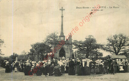 79.  PITIE . La Messe En Plein Air .  Deux-Sèvres . - Altri Comuni