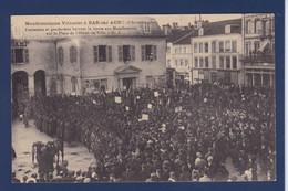 CPA [10] Aube > Bar-sur-Aube Non Circulé Révolte Des Vignerons événements Viticoles 1911 - Bar-sur-Aube