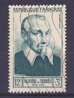 TIMBRE FRANCE N° 946 OBLITERE - Usati