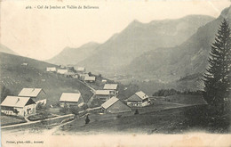 COL DE JAMBAZ ET VALLEE DE BELLEVAUX - Altri Comuni