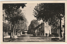 Charente Maritime.  Saintes.  Cours National. - Saintes