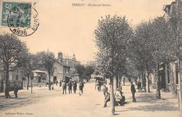 Bernay (27) - Boulevard Dubus - Walter - Bernay