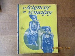 SCIENCES ET VOYAGES N° 357 DU 1er JUILLET 1926 DEUX FEMMES BATAK DE SUMATRA,LE RIZ,LES PHOTOS AERIENNES,VOYAGE D'AMUNDSE - 1900 - 1949