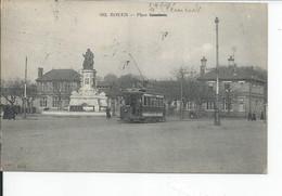 ROUEN  Place St Clement 1928 - Rouen