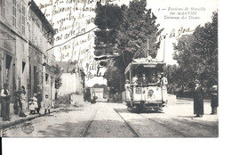 Environs De Marseille - Ste-MARTHE Terminus Des Trams - Other
