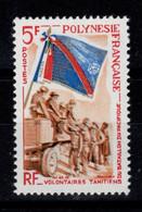 Polynesie - YV 29 N** Bataillon Du Pacifique Cote 12,70 Euros - Nuovi