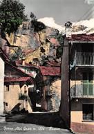 """09443 """"VALLI DI LANZO (TO) - FORNO ALPI GRAIE M. 1226 - RUSTICO"""" CART. ILL. COLORATA SU NEGATIVO, ORIG. NON SPED. - Otras Ciudades"""