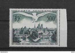 POSTE AERIENNE  N°  20  **    NEUF SANS CHARNIERE   COTE 60 - 1927-1959 Neufs