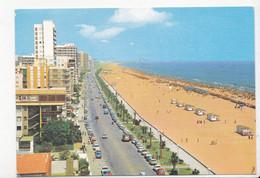 ESPAGNE: GANDIE (Gandia), Plage Et Promenade Maritime, Immeubles, Ed. Arribas 2000 Environ - Non Classés