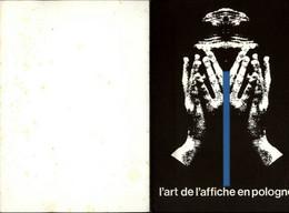 CARTON D'INVITATION - Exposition L'ART DE L'AFFICHE EN POLOGNE Au Musée D'Art Moderne De Paris  - 1974 - - Unclassified