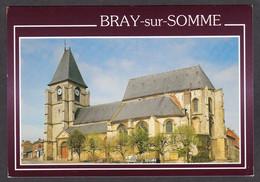 065064/ BRAY-SUR-SOMME, L'église - Bray Sur Somme