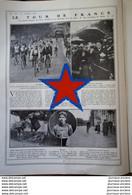1909 CYCLISME - LE TOUR DE FRANCE - 155 ENGAGÉS - DEPART PLACE DE LA CONCORDE - FABER LA RÉVÉLATION MÉNAGER - 1900 - 1949