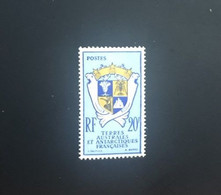 TAAF Yvert N° 15 ** Neuf Sans Charnière, Très Beau - Unused Stamps
