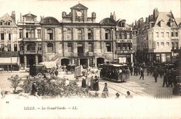 N°79394 -cpa Lille -la Grand Garde - - Lille