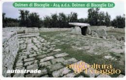 *ITALIA: VIACARD - DOLMEN DI BISCEGLIE EST - A14 A.D.S. DOLMEN DI BISCEGLIE EST (100000)* - Usata - Ohne Zuordnung