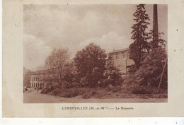 Cpa  Gerbeviller  La Brasserie - Gerbeviller