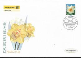 2006 Germany Deutschland  Mi. 2506 FDC   Blumen: Narzisse (Narcissus Sp.) - FDC: Enveloppes