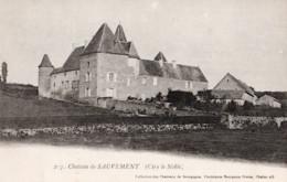 71 - CHATEAU De SAUVEMENT ( Ciry Le Noble ) - Other Municipalities