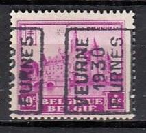 5996 Voorafstempeling Op Nr 308 - VEURNE 1930 FURNES - Positie A - Roulettes 1930-..