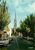 Automobiles - Voitures De Tourisme - Arcachon - L'Eglise Notre-Dame - CPM - Carte Neuve - Voir Scans Recto-Verso - Turismo
