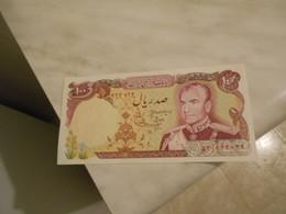 IRAN   - REZA  PAHLAVI   -  100  RIALS  BILLET  -  UNC  -  NEUF - Iran