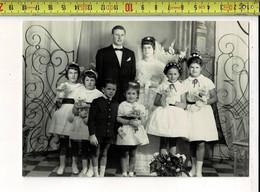 337 - Photo Marriage - Huwelijks Foto - - Personnes Anonymes