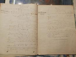 """Révolution"""" Modèles..... D'exploits"""" 8 Pages - Manuskripte"""