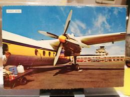 AIRPORT JERSEY Channel Isl. UK - Aerodromes