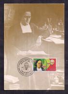 Brasil FDC Caractère Historique 1985 - FDC