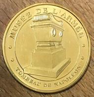 75007 PARIS TOMBEAU DE NAPOLÉON MUSÉE DE L'ARMÉE 2014 MÉDAILLE MONNAIE DE PARIS JETON TOURISTIQUE TOKENS MEDALS COINS - 2014
