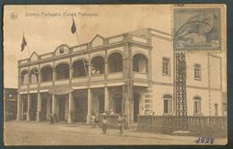10Fr. Elephatn Obl. Sc LEOPOLDVILLE Sur C.P. Du Cercle Portugais Le 21 Novembre 1928 Vers Trinidad CUBA -TB - 17459 - 1923-44: Cartas