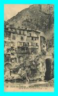 A889 / 633 38 - PONT EN ROYANS Vieilles Maisons Sur La Bourne Et Pont Picard - Pont-en-Royans